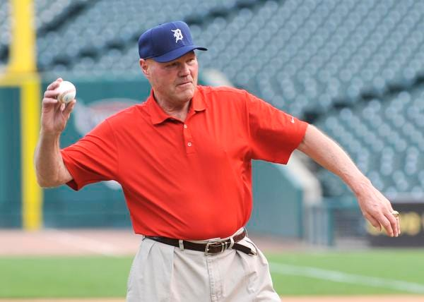 Former Tiger catcher Bill Freehan, here in 2011, is now under home-hospice care as he deals with dementia.
