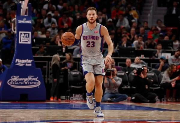 On Saturday, the Celtics managed to neutralize Blake Griffin, whom the Pistons have leaned on for offense and to create mismatches.