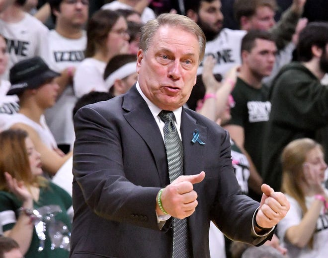 This season, coach Tom Izzo decided the Spartans would play just one exhibition and play a closed scrimmage against another Division I team.