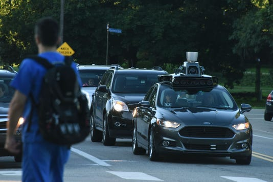 Hodgepodge Of Self Driving Vehicle Laws Raises Safety Concerns