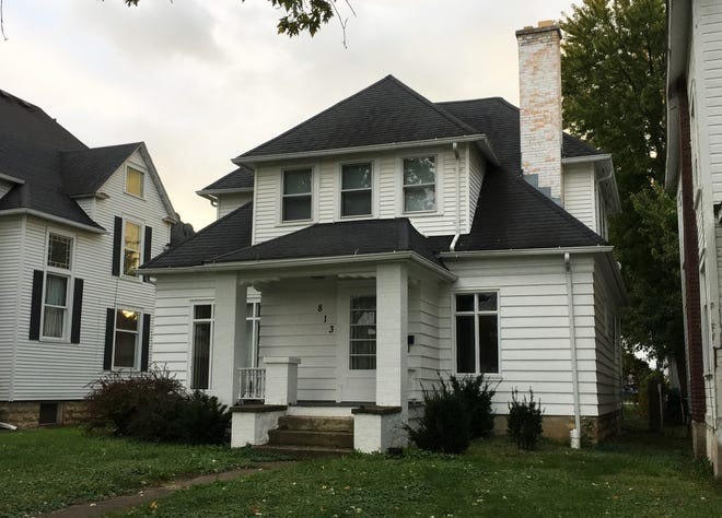 This house at 813 W. State St. in Fremont sold for $60,800 on Oct. 25, 2018.