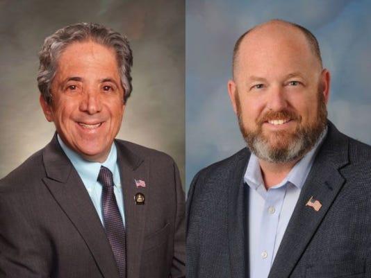 John Kefalas Sean Dougherty Larimer County Commissioner Race