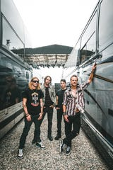 Hard rock band Fuel
