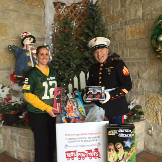 Kew 1103 Toys For Tots
