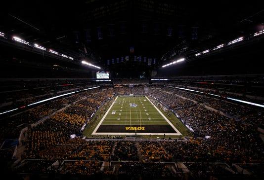 Ncaa Football Big Ten Championship Iowa Vs Michigan State