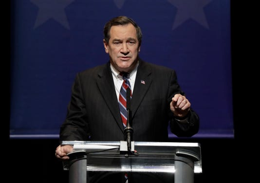 Democratic Sen. Joe Donnelly