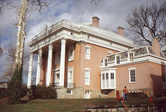 Indystar File photo James F.D. Lanier House brings historical charm to Madison. James F.D. Lanier House, Madison, Ind.