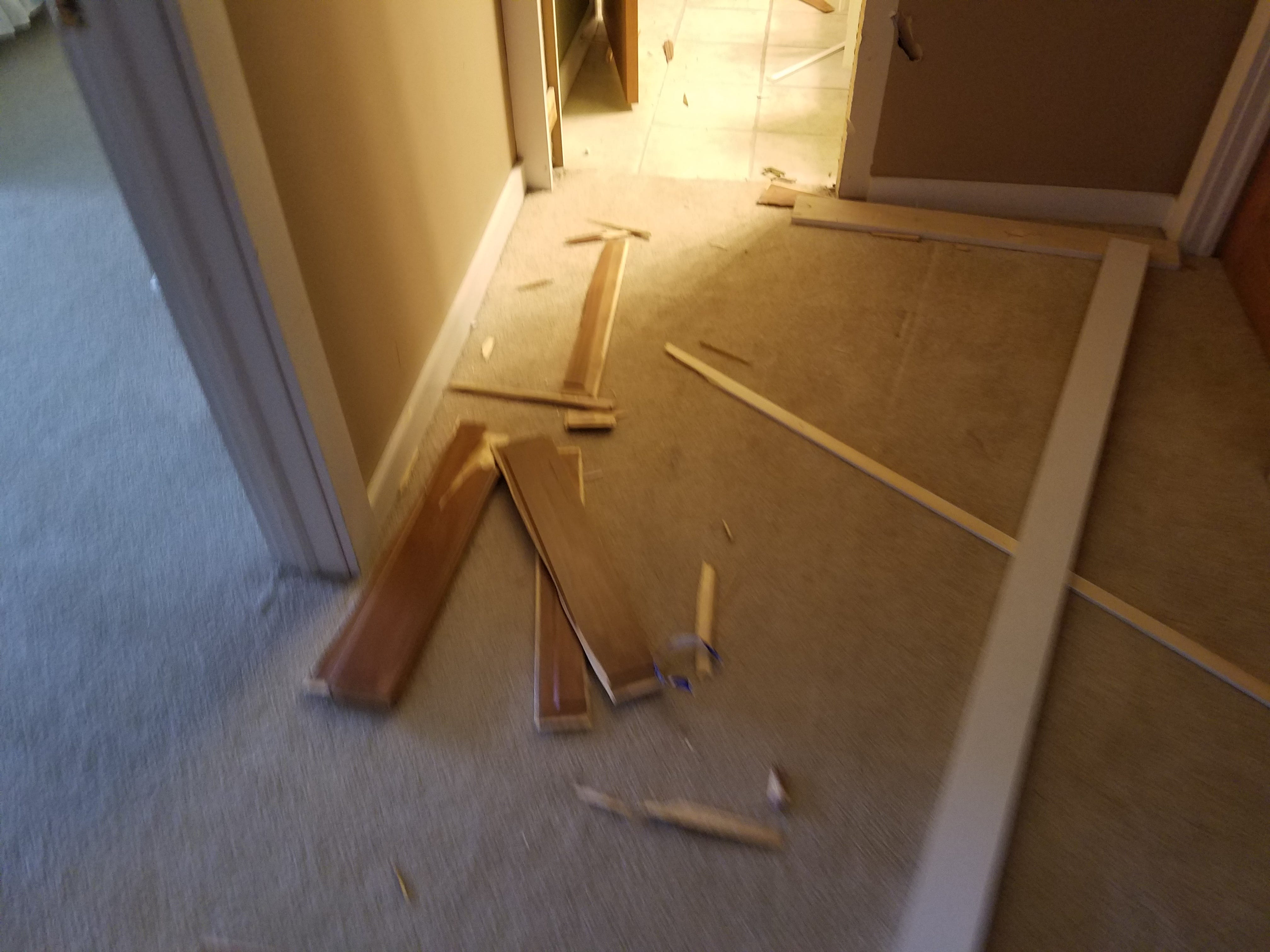 Over the course of one weekend in 2017, the University of Iowa fraternity Sigma Nu caused nearly $108,000 in damage across 28 rental houses in Galena, Illinois.  Photographs of some of the rental properties were provided to the Jo Daviess County Sheriff's Departmentat the time. They give a small glimpse into what the damage looked like.