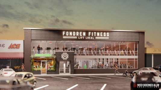Fondren Fitness Rendering 101818 1