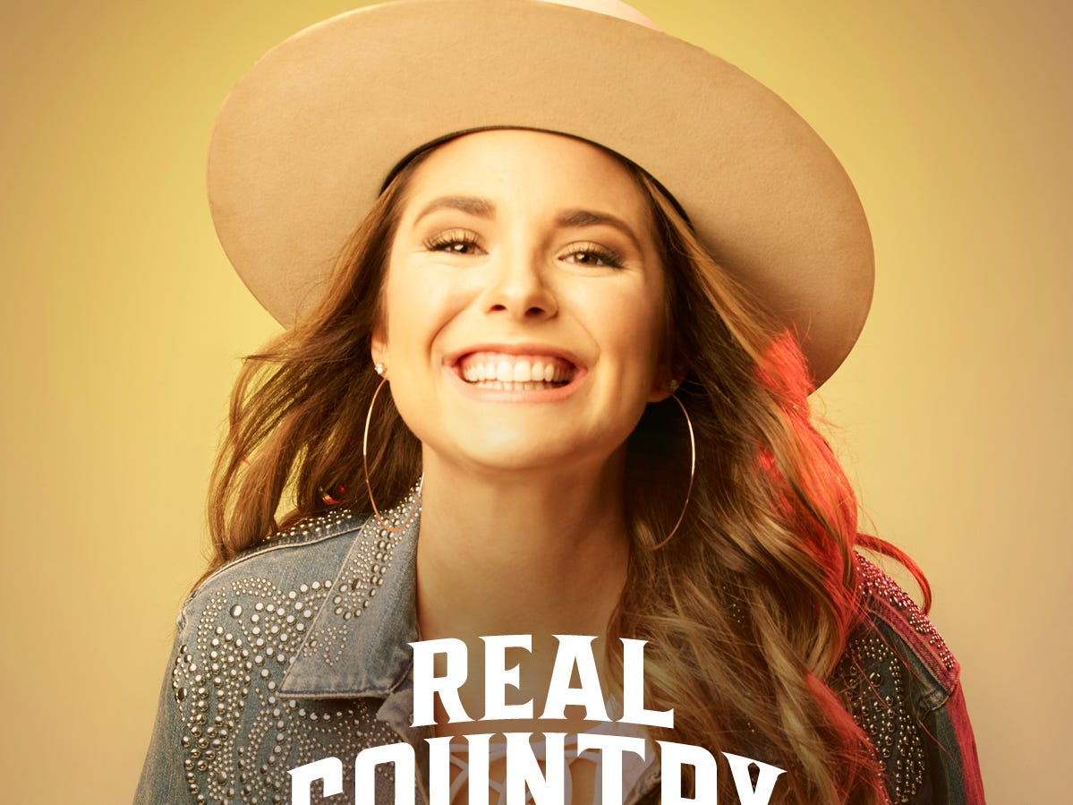 Kylie Frey gung-ho about 'Real Country' debut