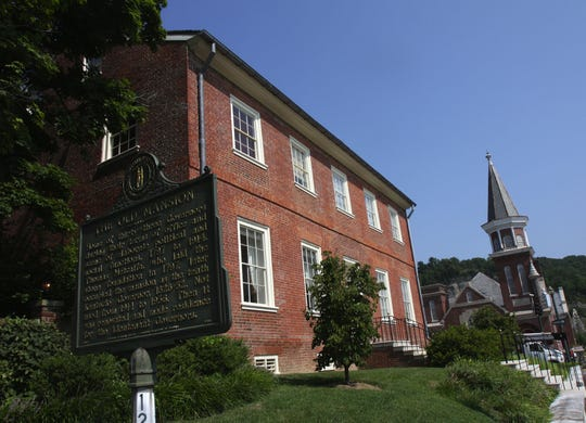 The old governor's mansion on High Street in Frankfort has been restored.August 27, 2009