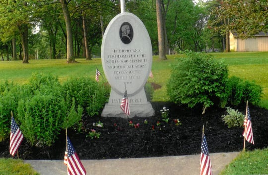 The park had one of the first monuments dedicated to women who served. It was dedicated in 1985.