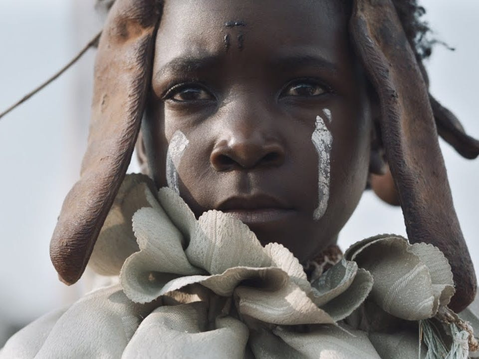 "Maggie Mulubwa star as a young girl accused of witchcraft in the Festival must-see ""I Am Not a Witch."""