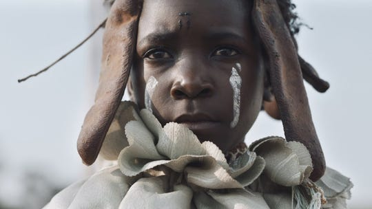 """Maggie Mulubwa star as a young girl accused of witchcraft in the Festival must-see """"I Am Not a Witch."""""""