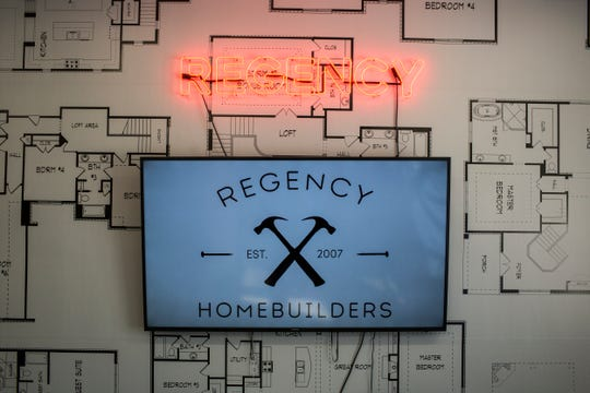 Regency Homebuilders was voted the Top Workplace among small businesses.