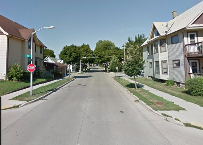 At 73rd and Madison streets a man walking on the sidewalk at 5:30 p.m. Tuesday, Oct. 23, was attacked and robbed by two men. It was the third attack of men walking on the street that happened that day in West Allis.