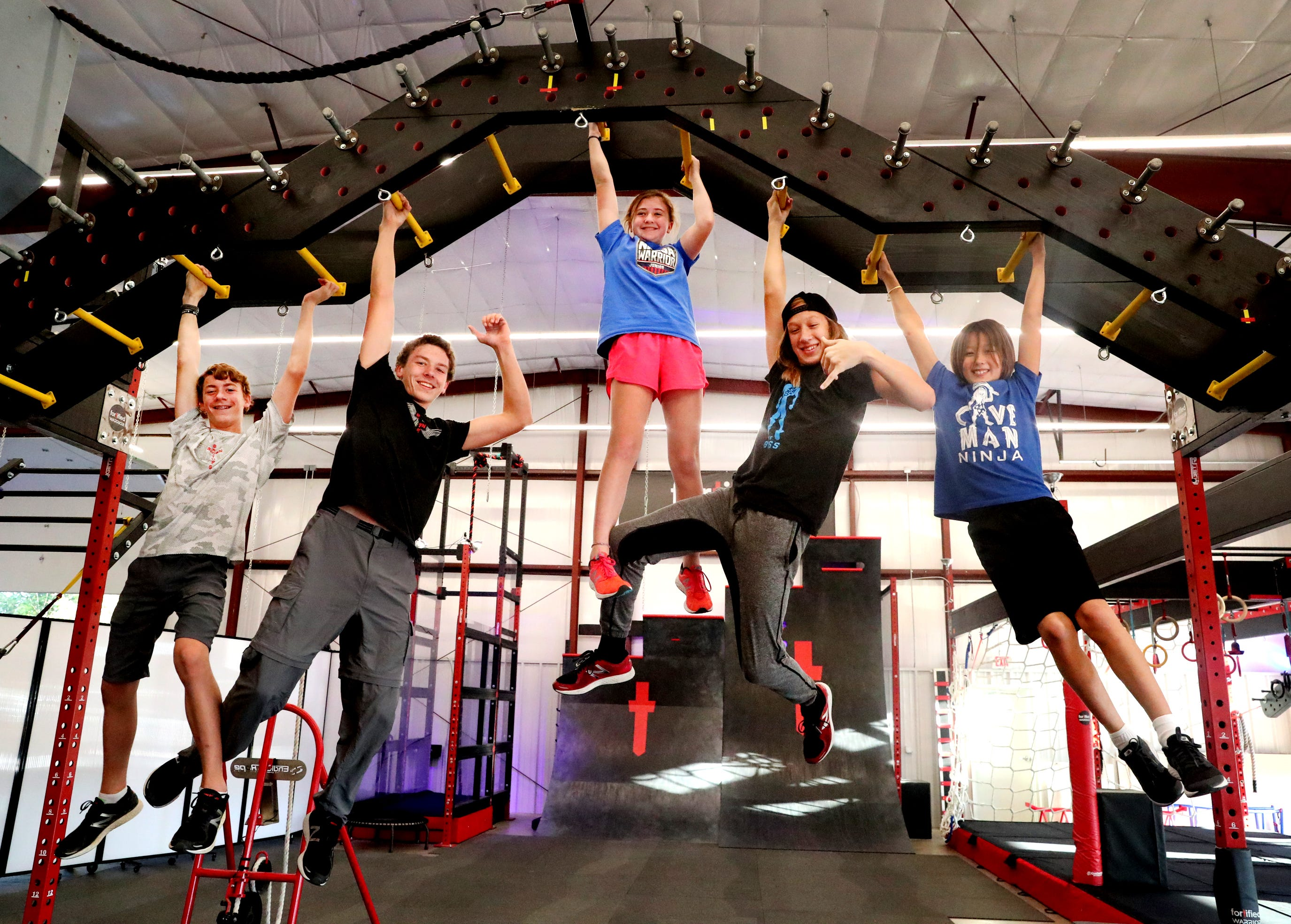 WATCH: American Ninja Warrior Jr  features Middle Tennessee athletes