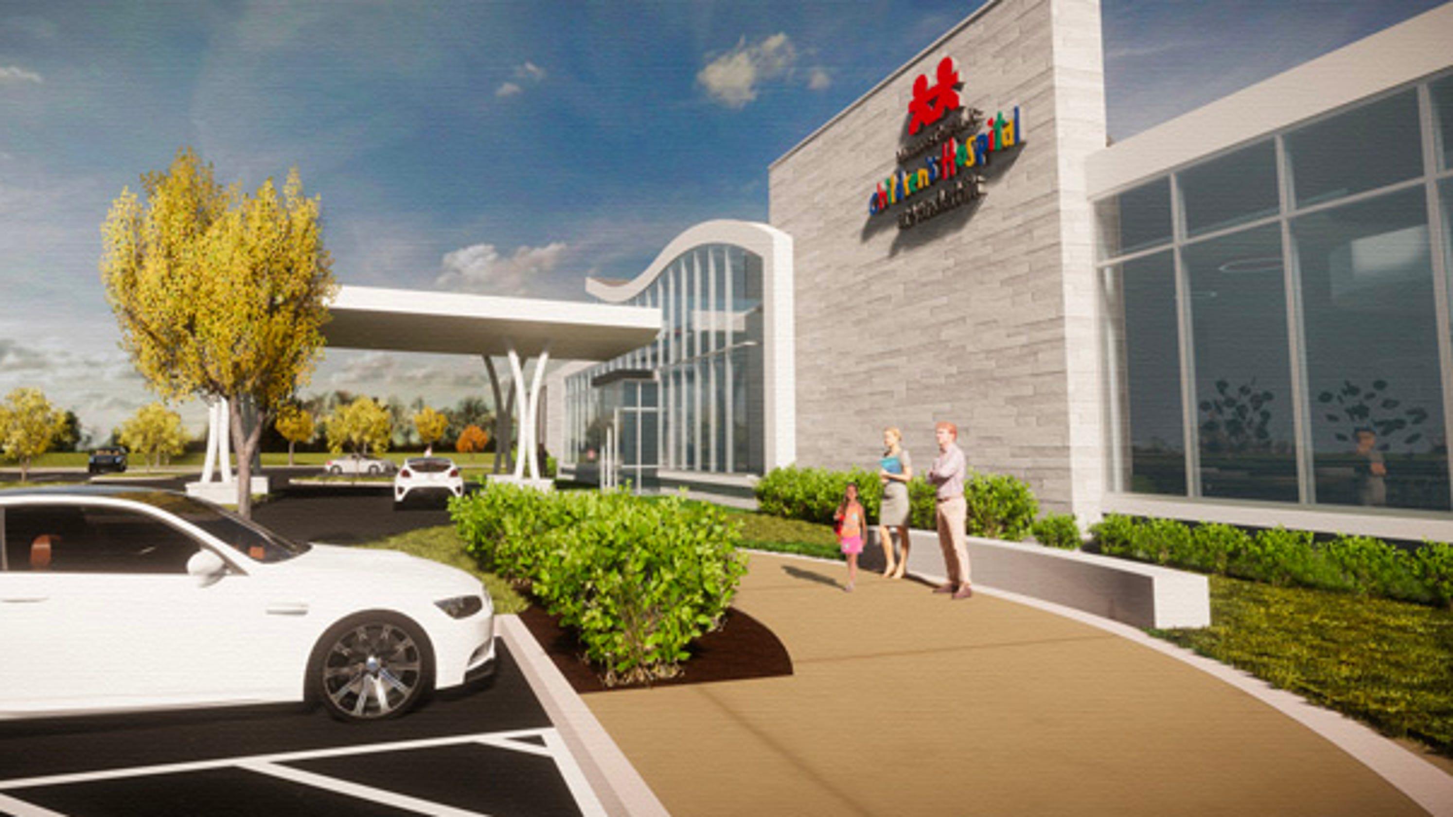 Vanderbilt building children's health-care service in