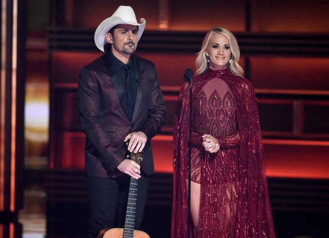 The Nov. 14 CMA Awards will be at Bridgestone Arena in Nashville.