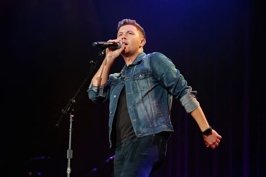 Scott McCreery will perform Nov. 18 at the Capitol Theatre.