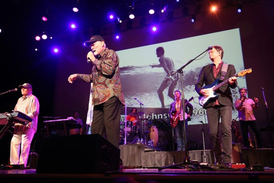 The Beach Boys, led by Mike Love, will perform Friday at Fantasy Springs Resort Casino.