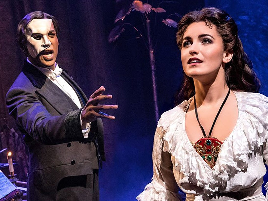 "NOV. 2 ""THE PHANTOM OF THE OPERA"": Through Nov. 4, Tennessee Performing Arts Center, $75-$100, tpac.org"
