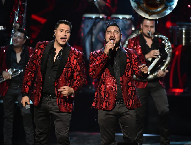 Banda MS will headline the second Latin music tour in Fiserv Forum's history on Nov. 1.