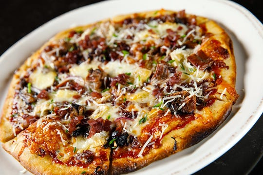 Cowboy Rubbed Brisket Pizza is on the new seasonal menu at The Local restaurant in Naples.