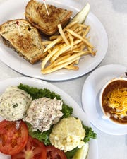 The new LuLu B's location in North Naples serves diner-style breakfast and lunch, including pot roast melts and chili.