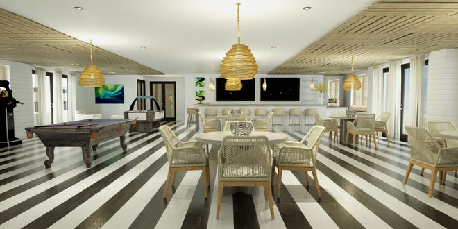 One of the many highlights of The Ronto Group's Eleven Eleven Central's amenity offering will be a unique, dedicated arcade/game room.