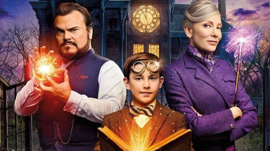 'House With A Clock In Its Walls' movie (Universal)