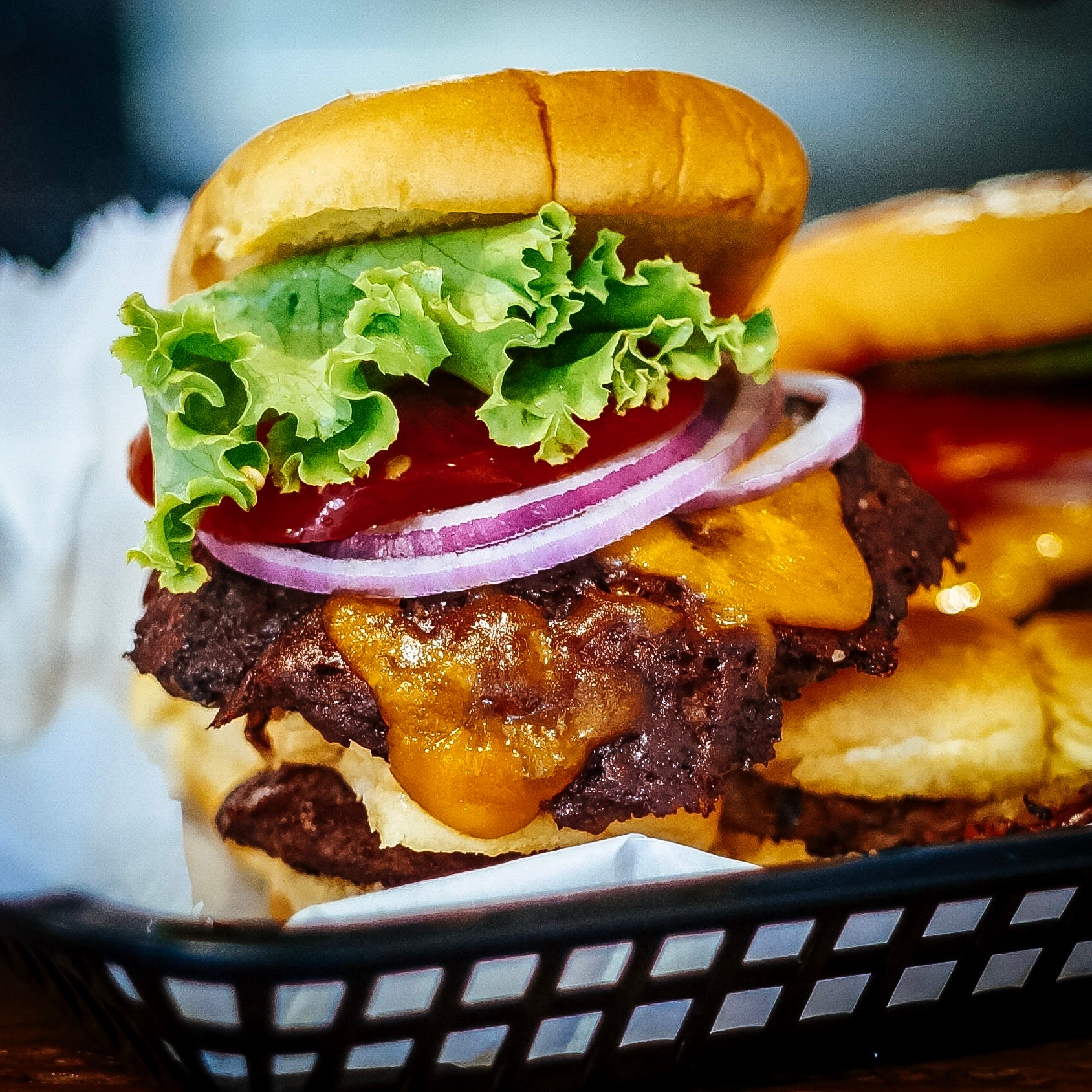 Round one in the search for the best burger in Wichita Falls