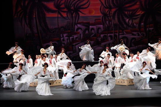 Ballet Folklorico De Mexico will perform on Nov. 17 at Mayo Performing Arts Center in Morristown.