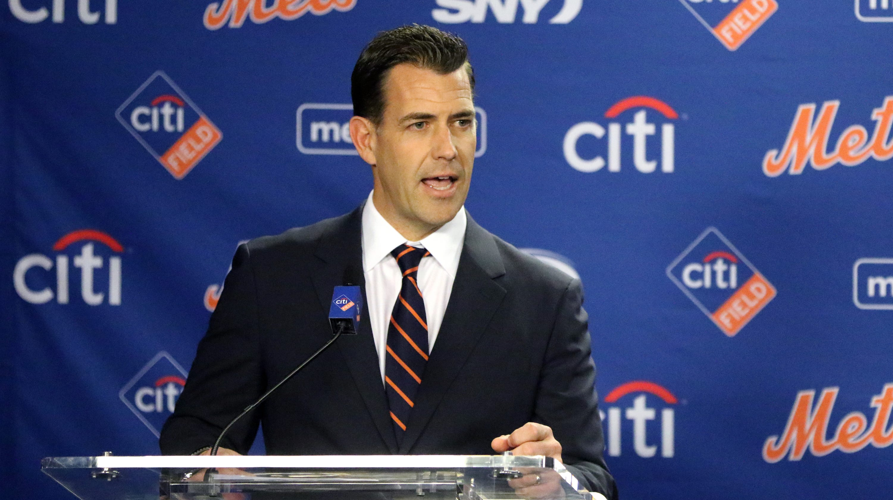 330ab9942c379 NY Mets GM Brodie Van Wagenen: 'We will win now. We will win in the future'