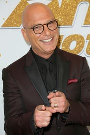 Howie Mandel will perform on Nov. 9 atMayo Performing Arts Center in Morristown.