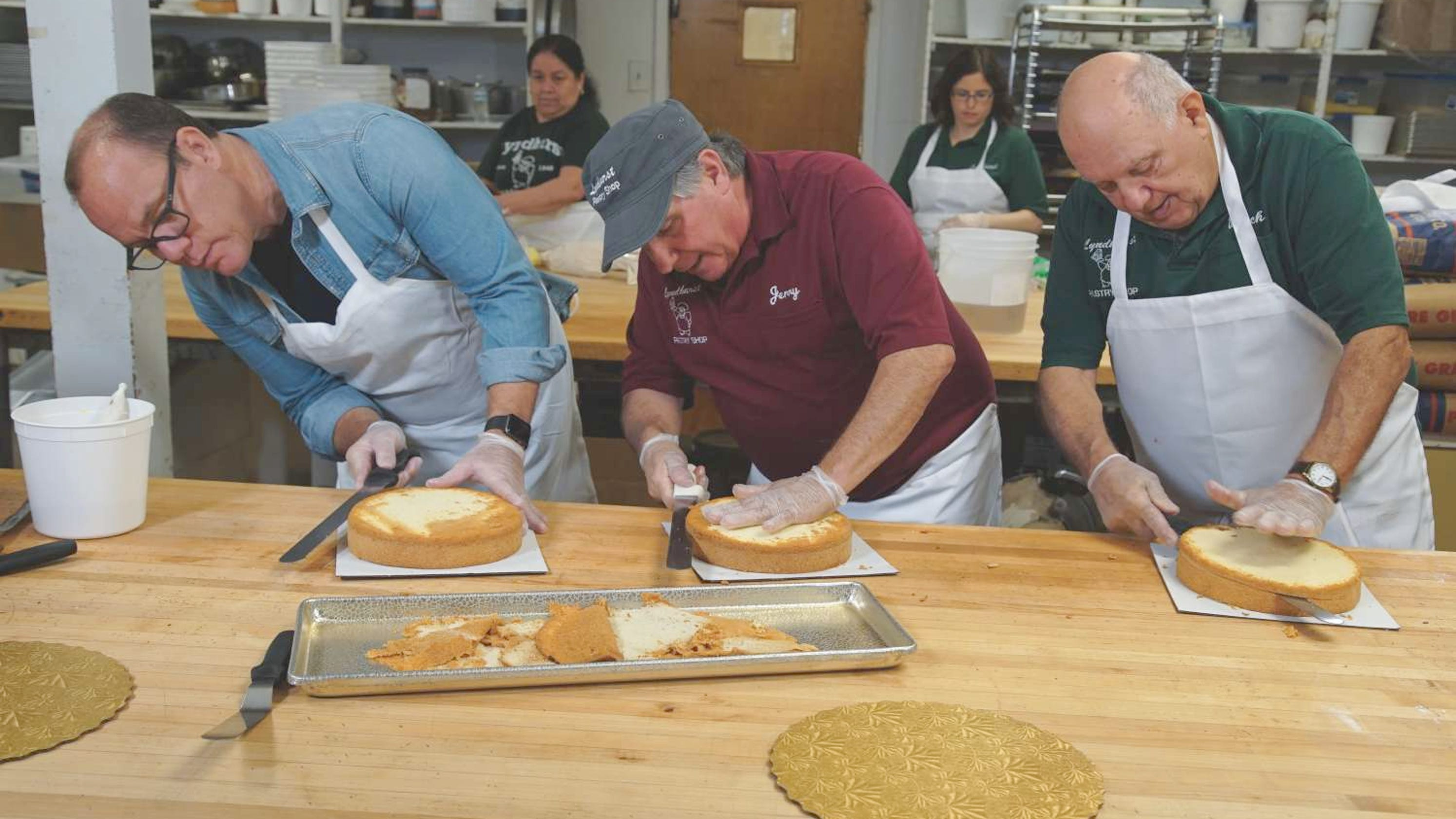 Lyndhurst Pastry Shop, Taskin Bakery to be featured on Food Network