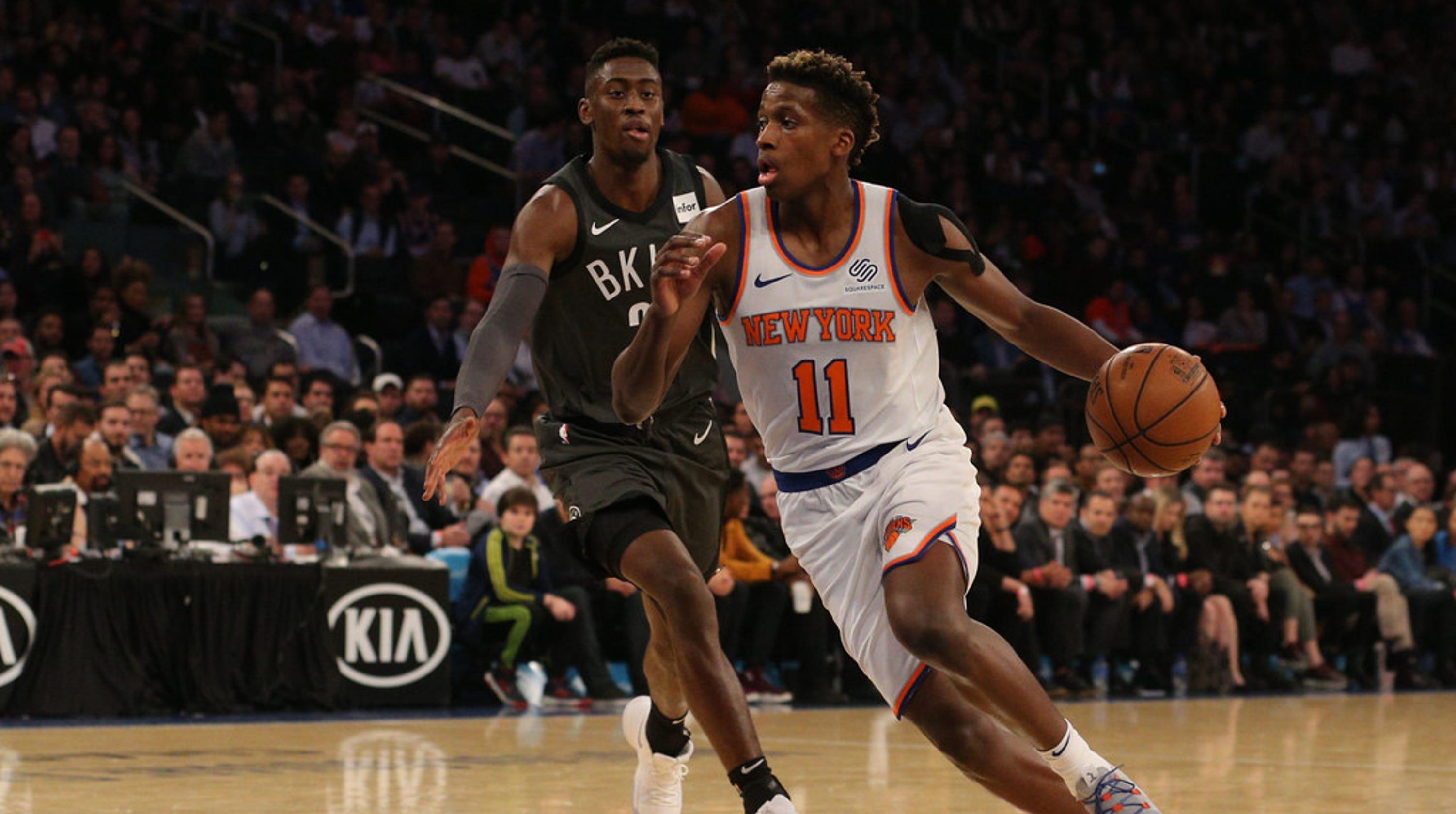 New York Knicks: New York Knicks: Why Frank Ntilikina Is Taking More Three