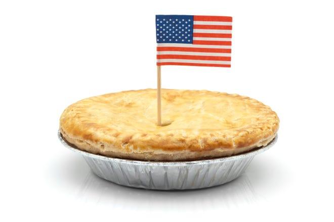 Voting is as American as...