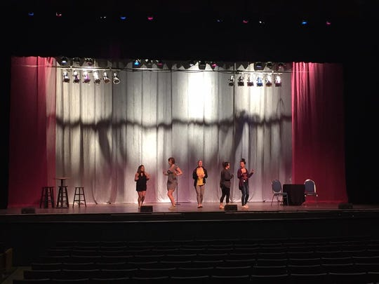 """Girls Night: The Musical"" will be shown at Shea Center for Performing Arts at William Paterson University in Wayne on Nov. 10."