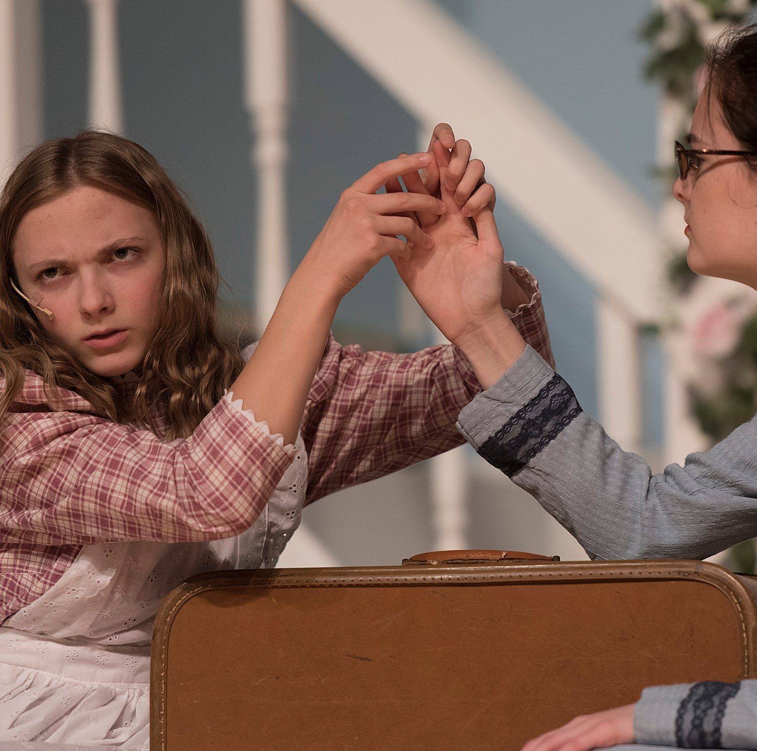Mercy 'Miracle': Actors bring Helen Keller's story to the stage