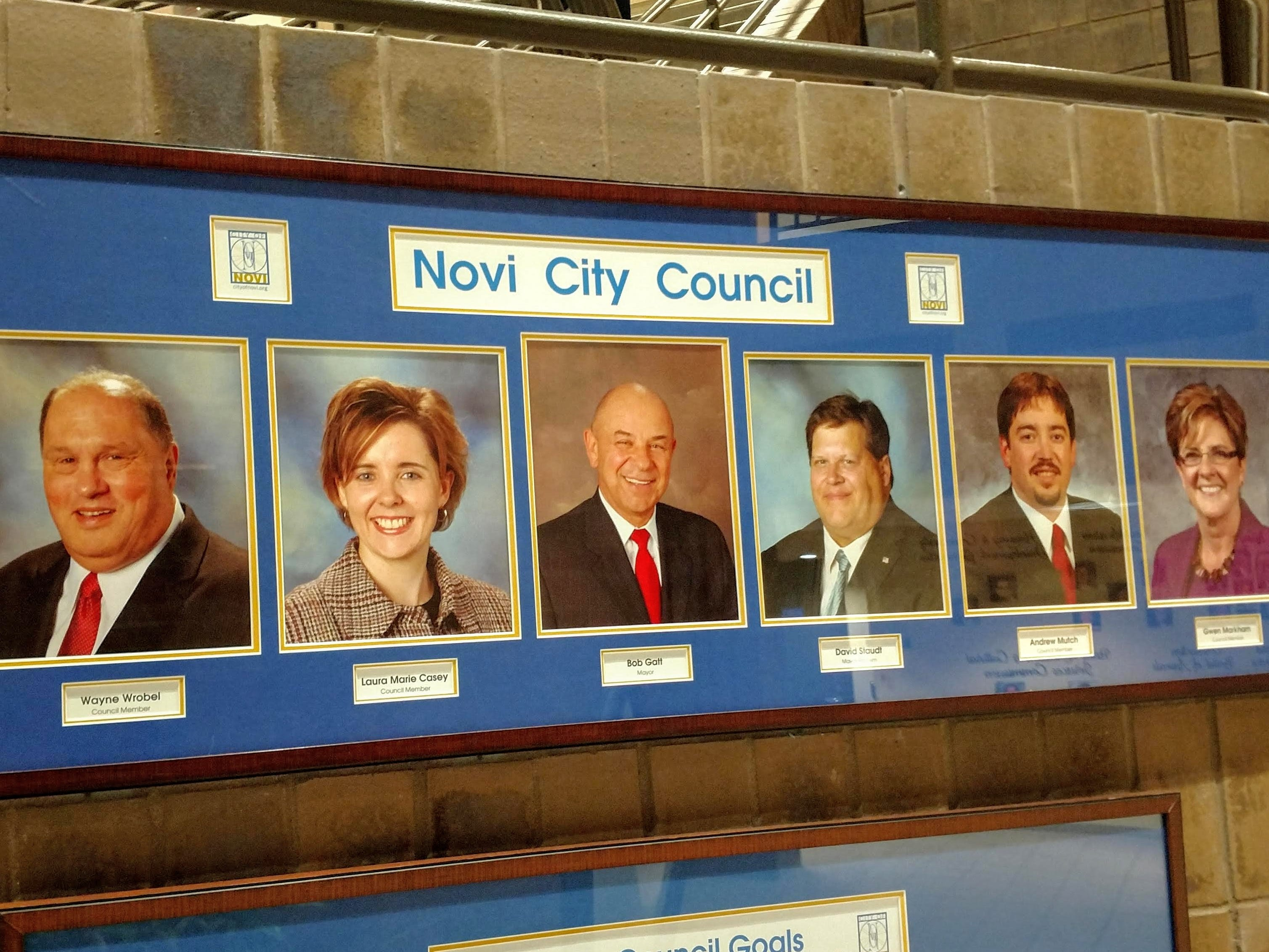 Thirteen apply for vacant Novi City Council seat