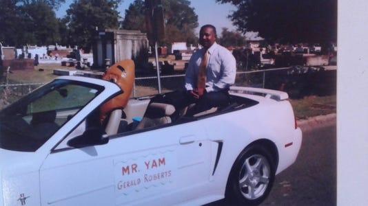 Yam Mr