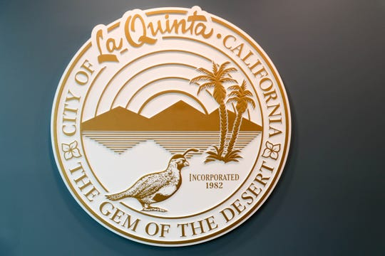 La Quinta City Hall.