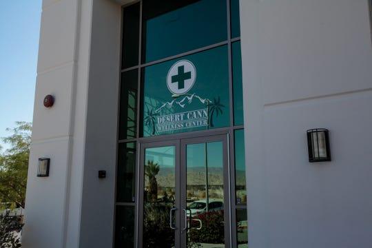 Desert Cann Wellness Center in Thousand Palms, CA
