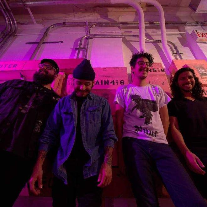 Venezuelan rockers Zeta will perform at Ugly Fest on Nov. 9.