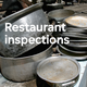 Seventeen Pensacola area restaurants passed their first inspection without incident while five others had to close. One of those remains closed as of Jan. 2.