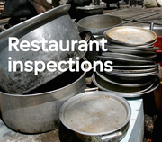 Get details on restaurants cited by Maricopa County inspectors for four or more priority violations.