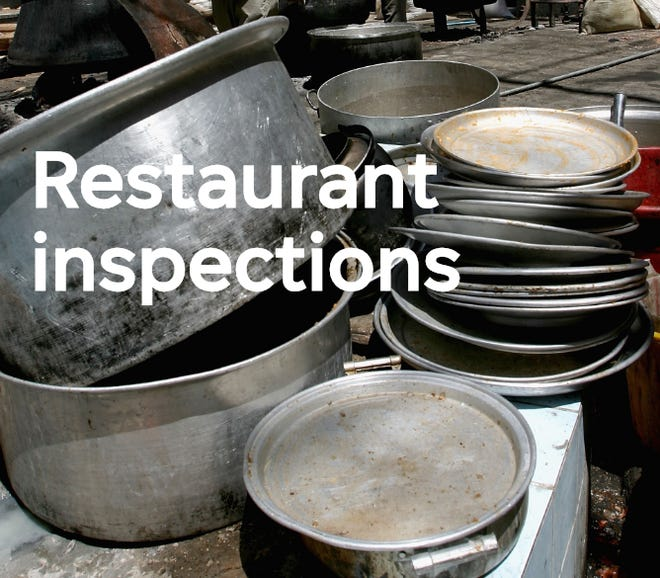 See results of Delaware County food establishment sanitation inspections.