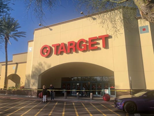 Phoenix Target evacuated