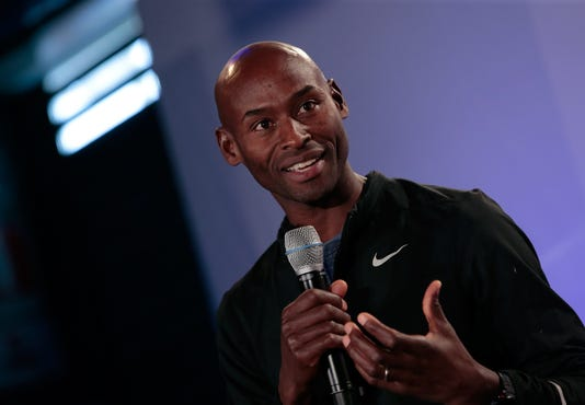 Nike Breaking2 Sub Two Marathon Attempt Press Conference